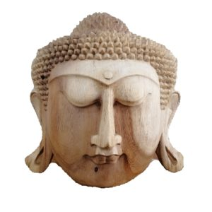 BUDHA FACE WOOD S